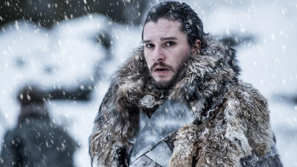 Game of Thrones Season 7 Kit Harrington