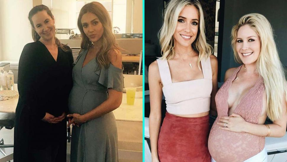 Celebrity Baby Bump Gallery