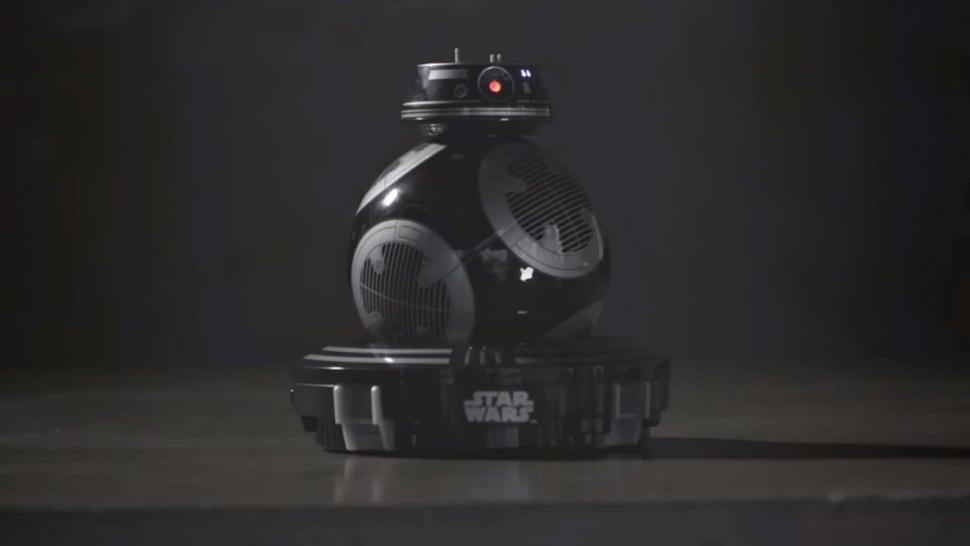 Star Wars Droid BB-9E