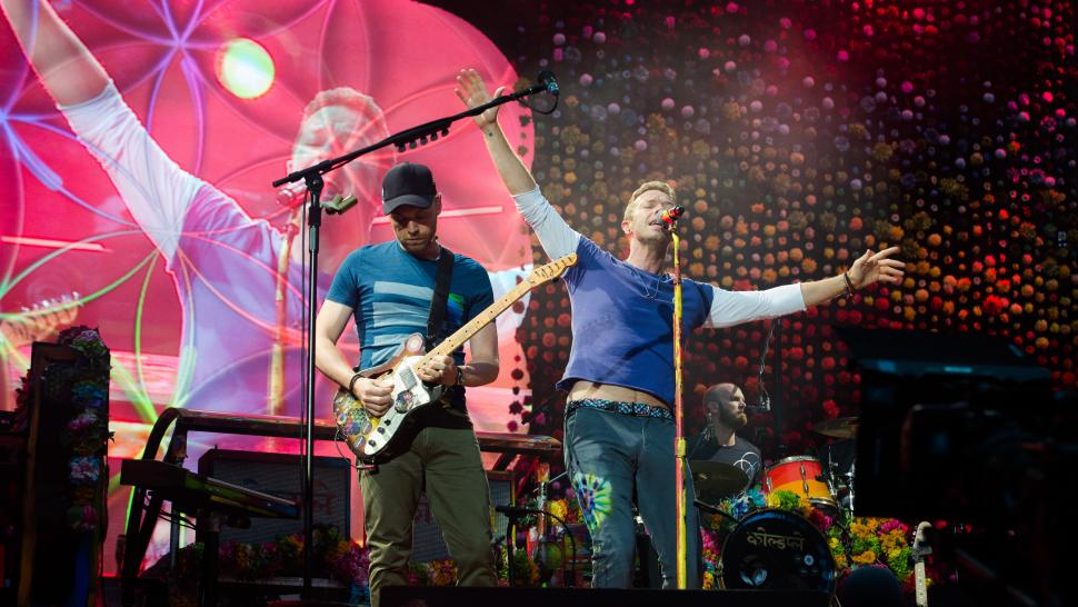 Coldplay in Concert