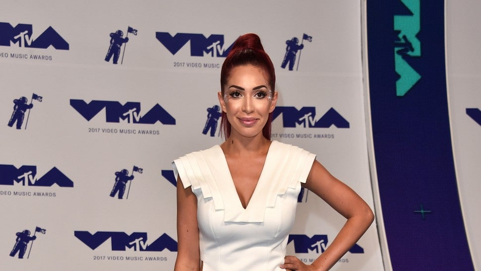Farrah Abraham screams at Beverly Hills Police during hotel arrest