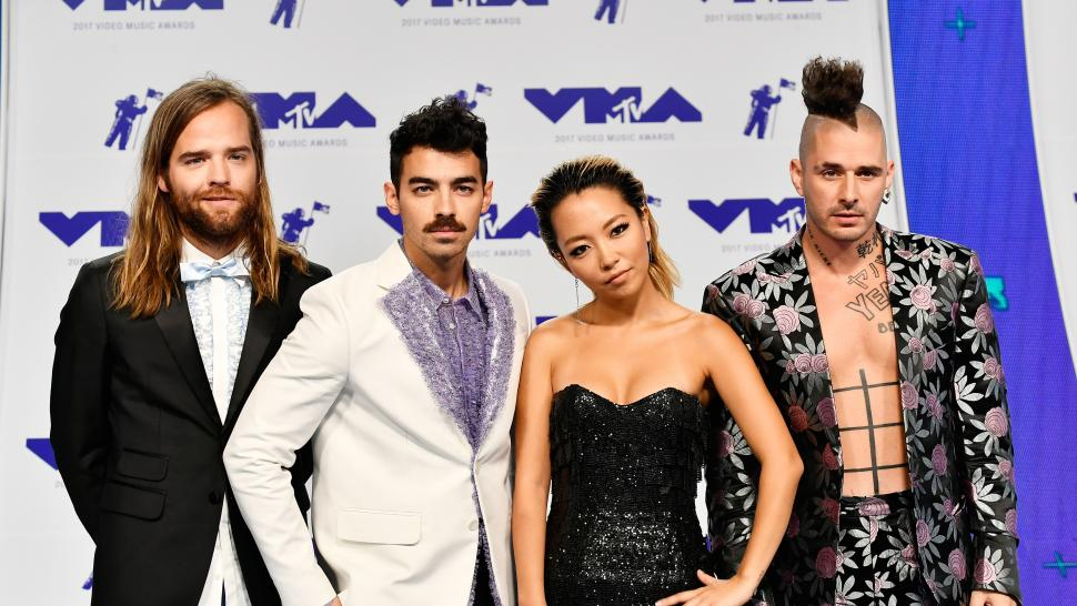 DNCE_GettyImages-839971138