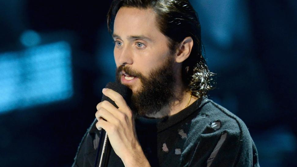 Jared Leto Pays Tribute To Chris Cornell And Chester Bennington At