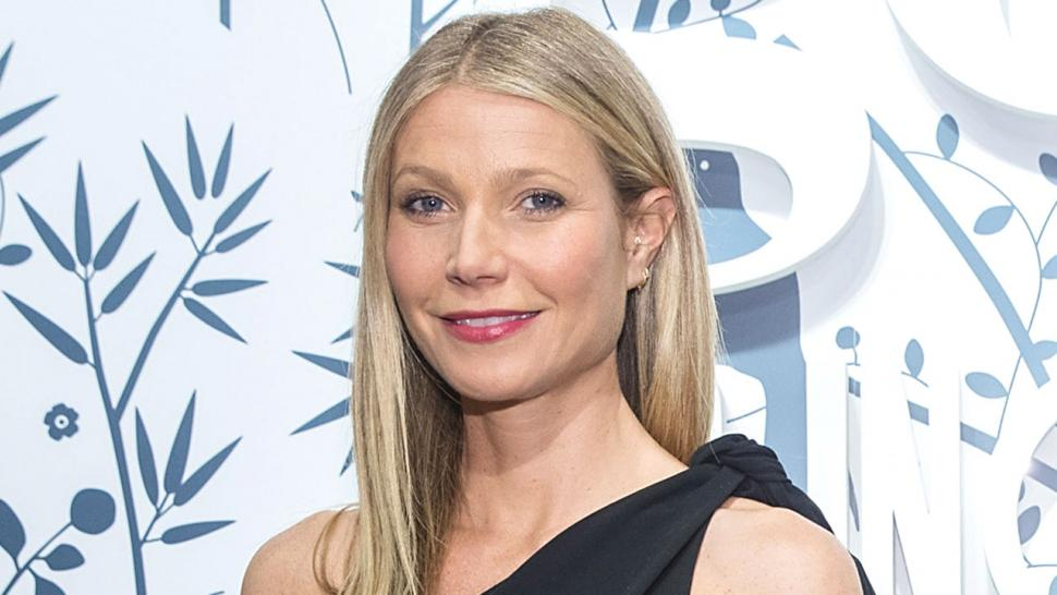 Gwyneth Paltrow at Goop book signing
