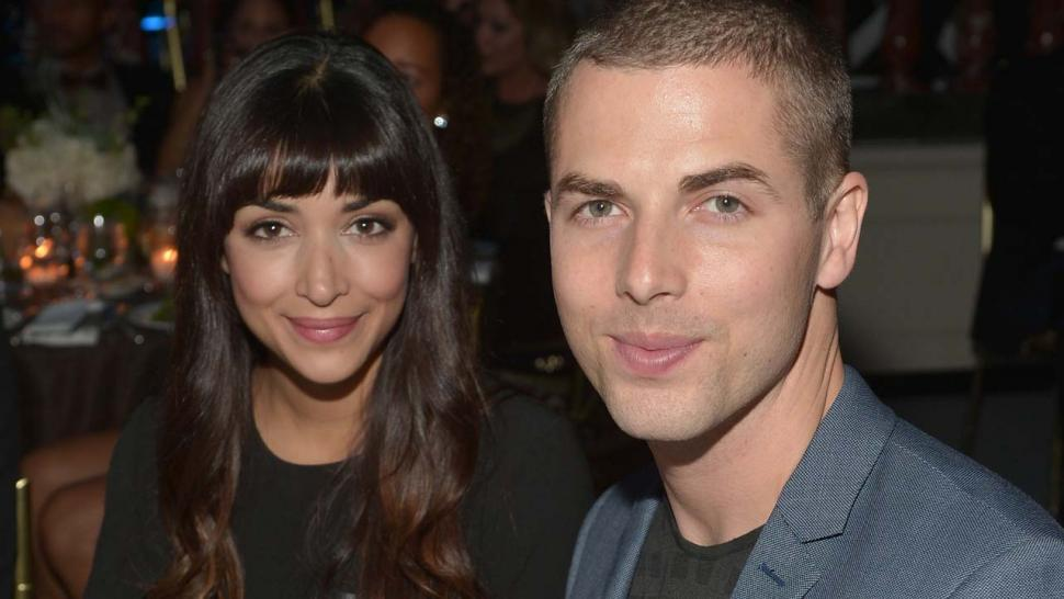 Hannah Simone and Husband Jesse Giddings