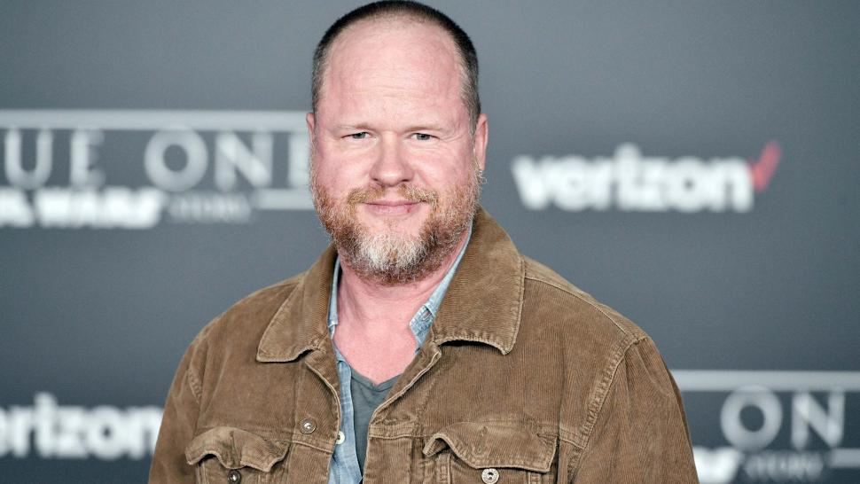 Joss Whedon  the premiere of 'Rogue One: A Star Wars Story'