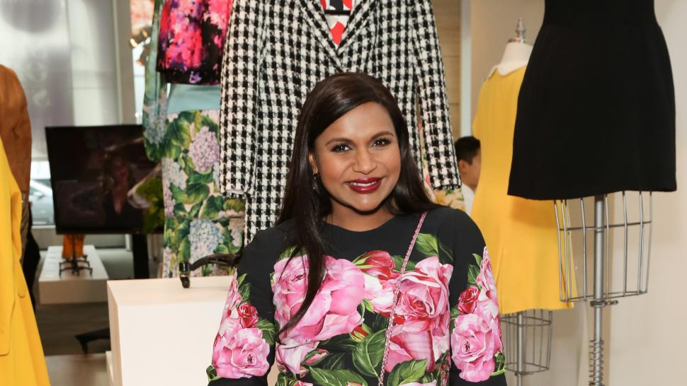 Mindy Kaling at The Paley Center