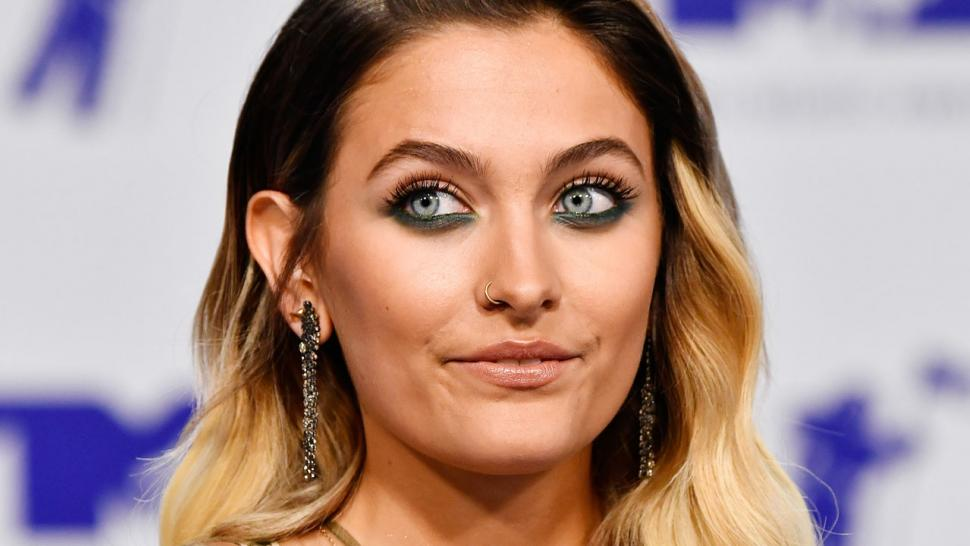 Paris Jackson at the 2017 MTV VMAs