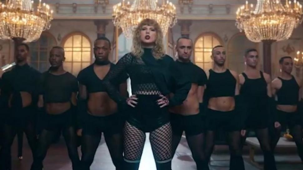 Taylor Swift Look What You Made Me Do Video