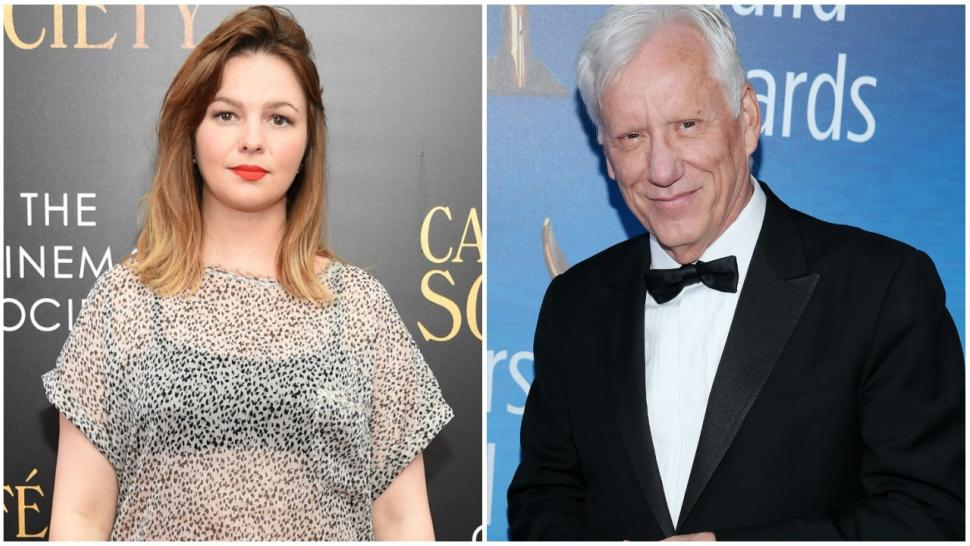 Amber Tamblyn James Woods