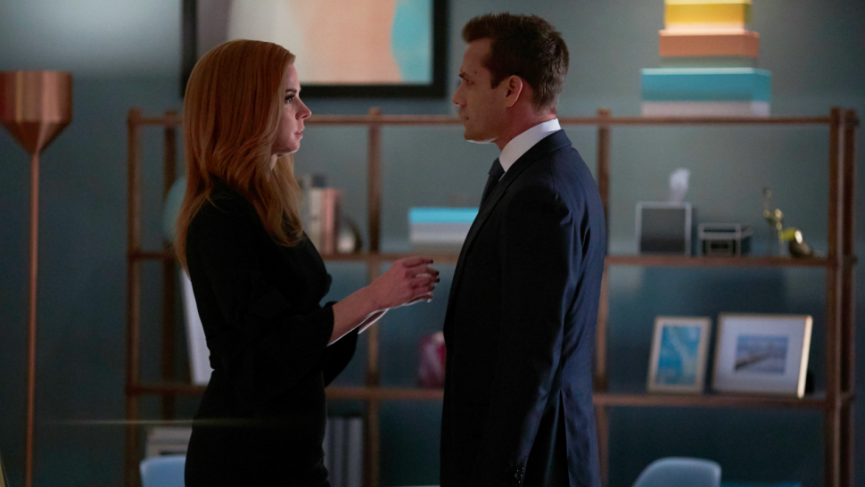 EXCLUSIVE: 'Suits' Star Gabriel Macht on Harvey and Donna's Big