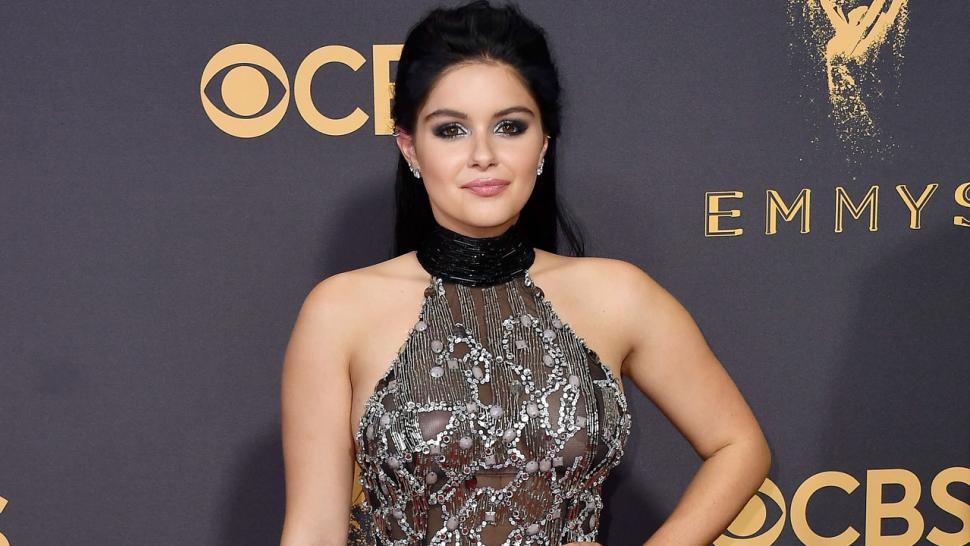 Ariel Winter at the Emmys