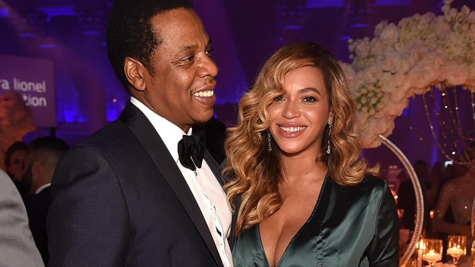 Beyonce And Jay Z Dress To Impress For Roc Nation Brunch See The
