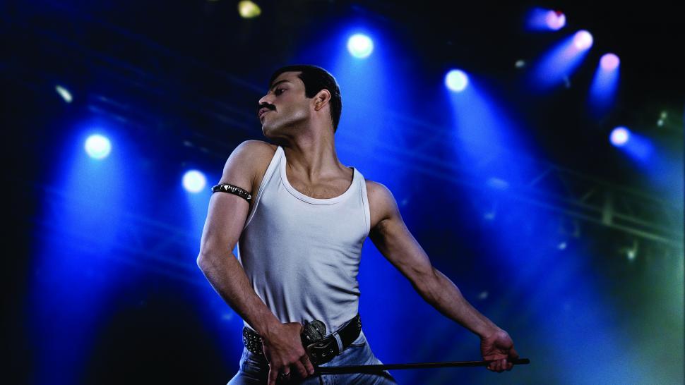 Rami Malek in de biografie Bohemian Rhapsody