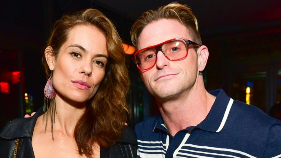 cameron douglas welcomes first child entertainment tonight