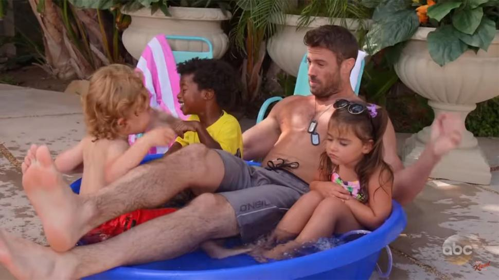Chad Johnson on 'Baby Bachelor in Paradise'