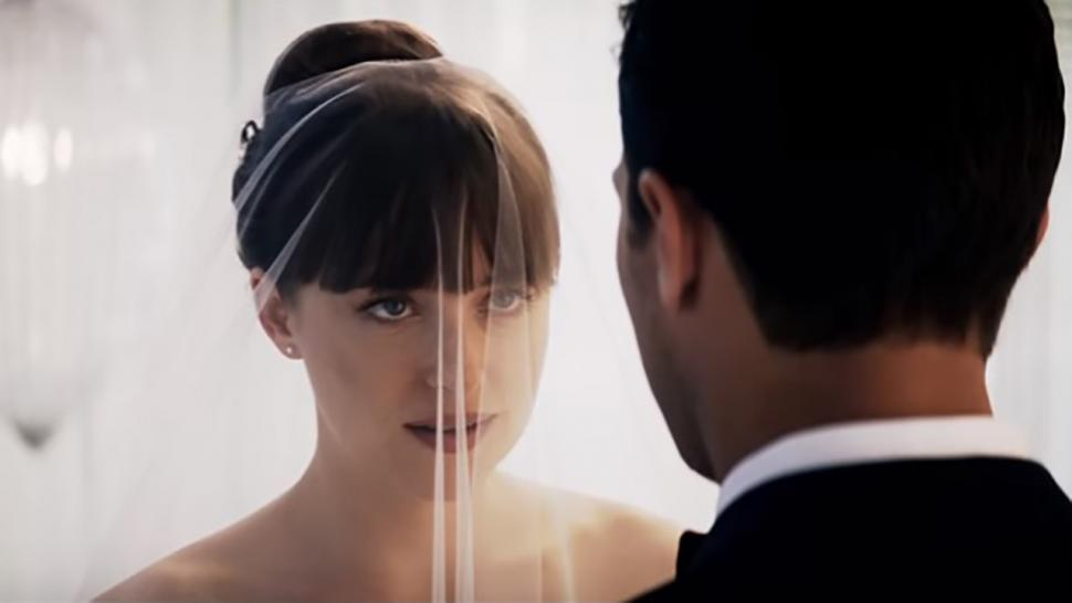Dakota Johnson and Jamie Dornan in first 'Fifty Shades Freed' Teaser