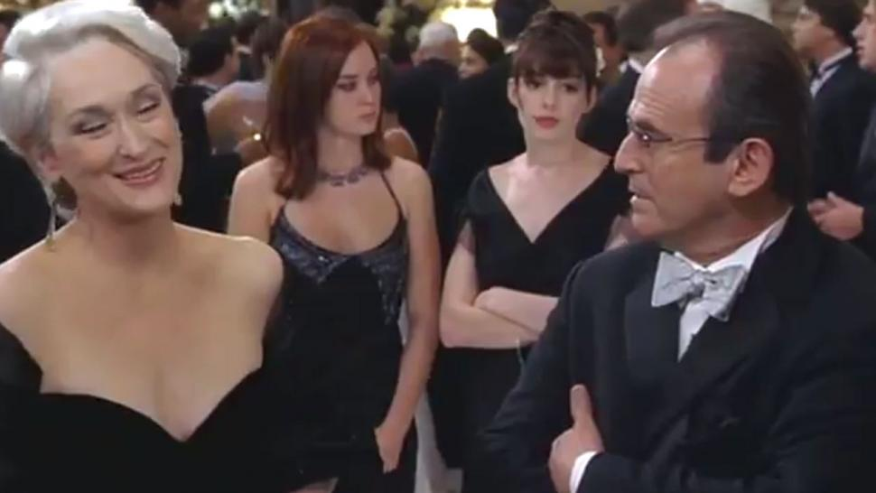 The Devil Wears Prada deleted scene