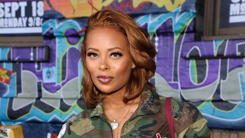 Eva Marcille at the VH1 Hip Hop Honors 2017