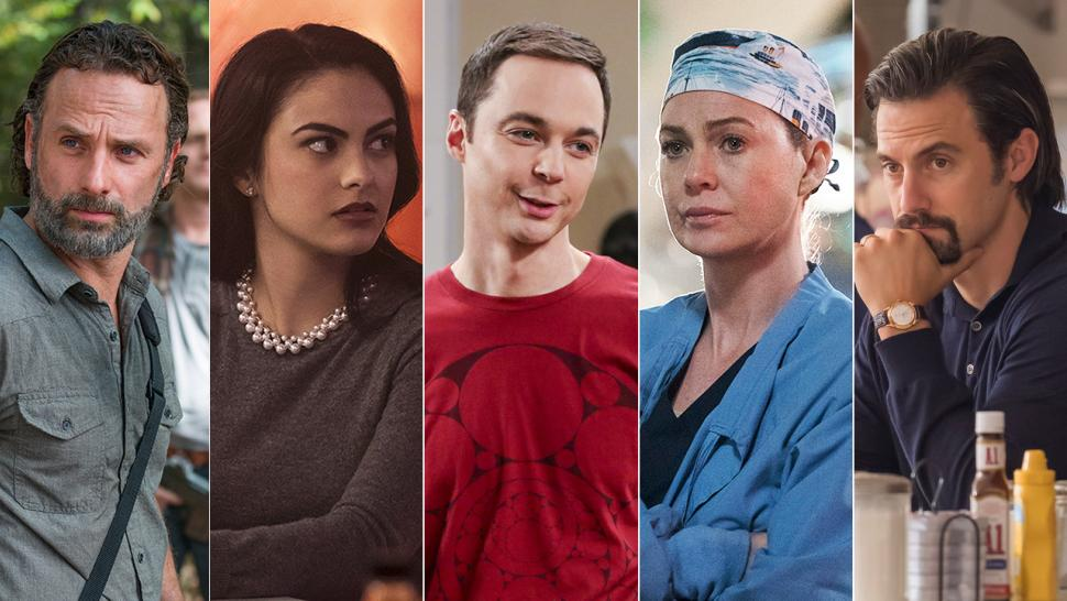 2017 Fall TV Schedule The Complete Guide To When New And Returning Shows Are Premiering