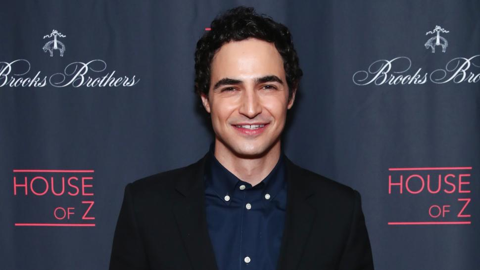 Zac Posen on 'House of Z' Red Carpet