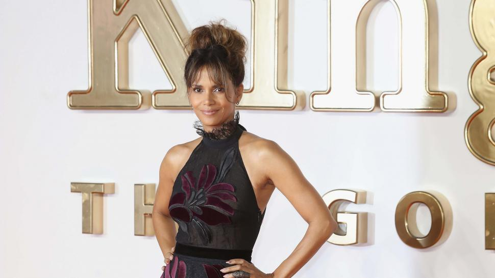 Halle Berry at Kingsman: The Golden Circle London Premiere
