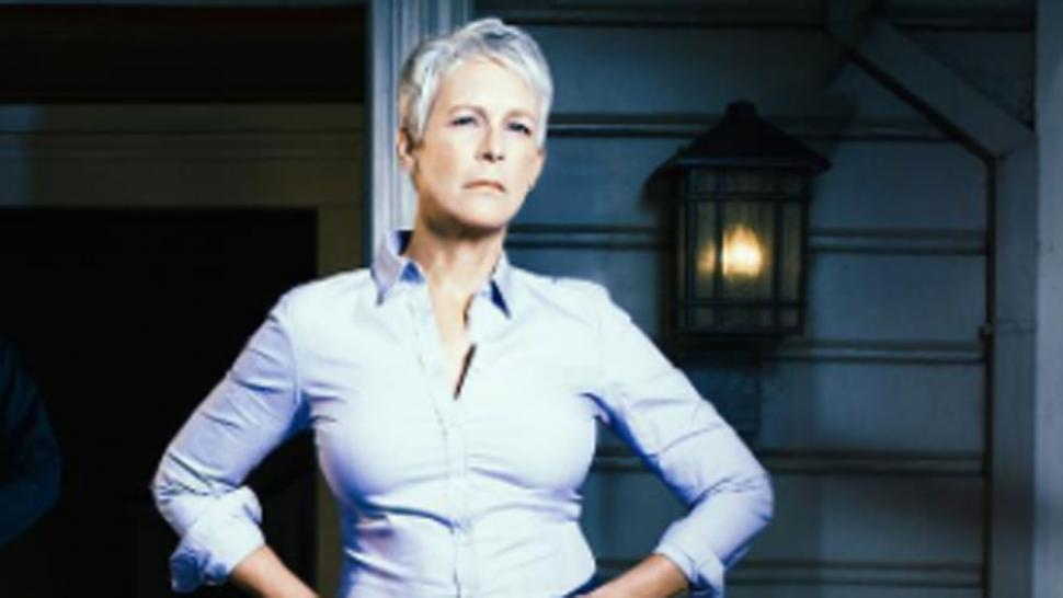 Jamie Lee Curtis returns to 'Halloween' franchise