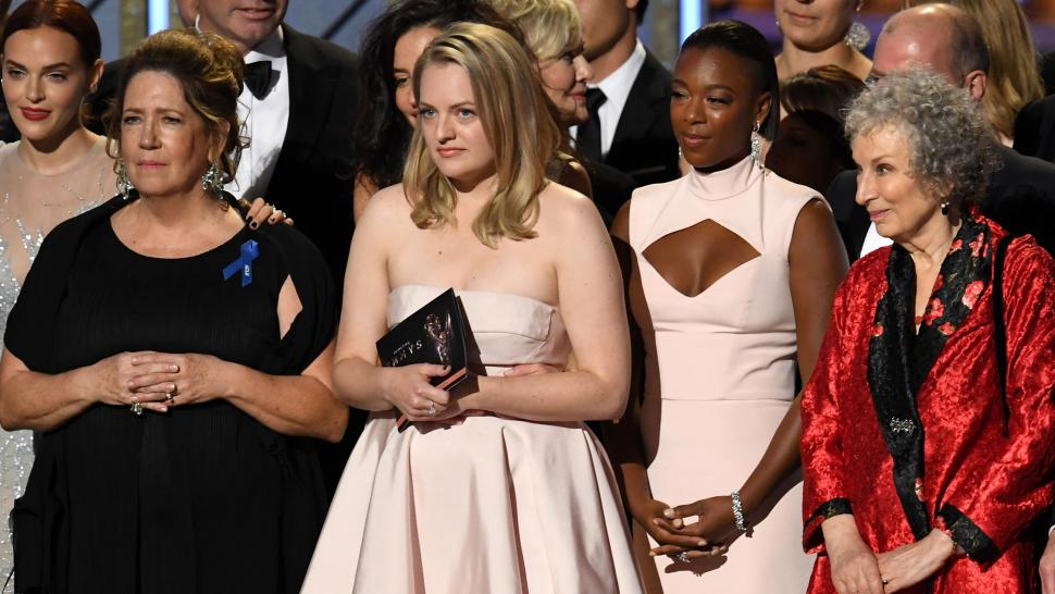 Handmaid's Tale Cast, Emmys 2017