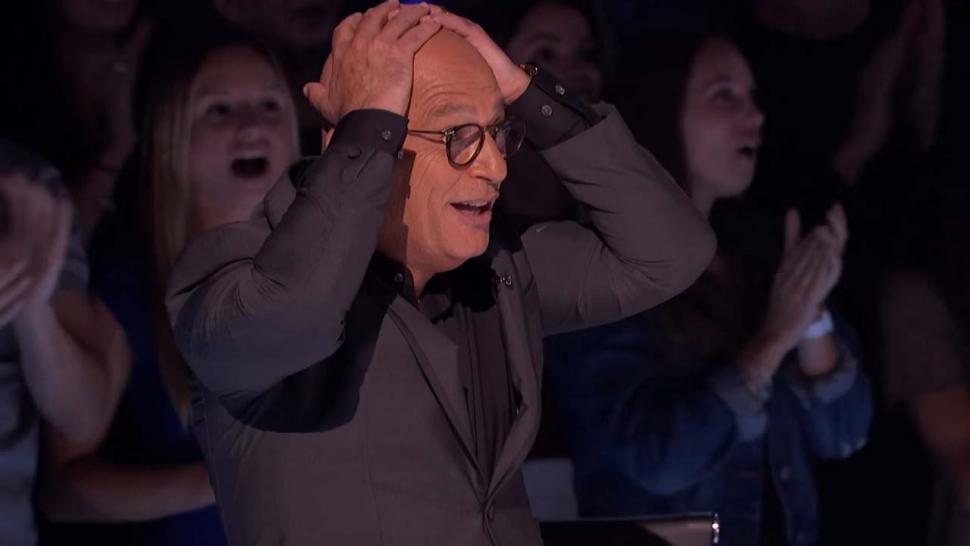 Howie Mandel on America's Got Talent