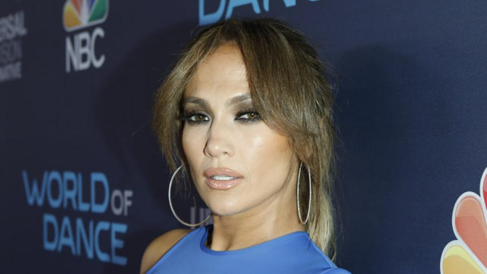 Jennifer Lopez - World of Dance red carpet