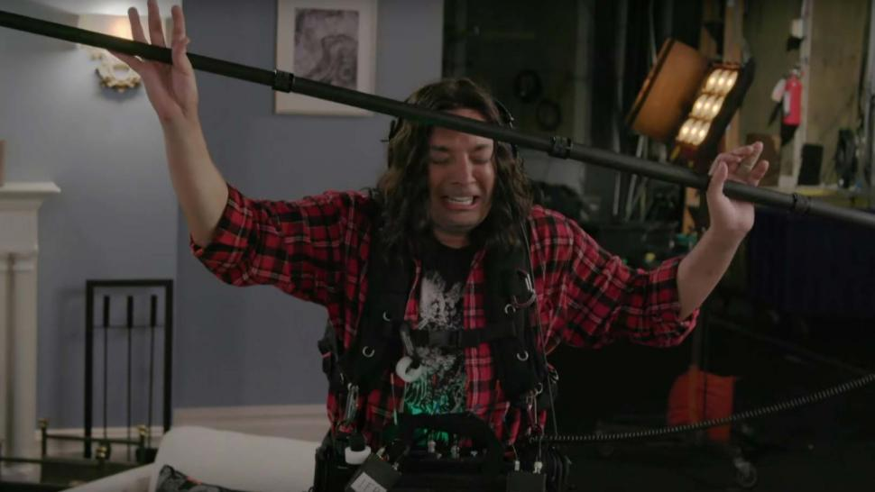 Jimmy Fallon in 'Tonight Show' Sketch
