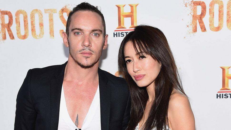 Jonathan Rhys Meyers' wife Mara Lane thanks fans