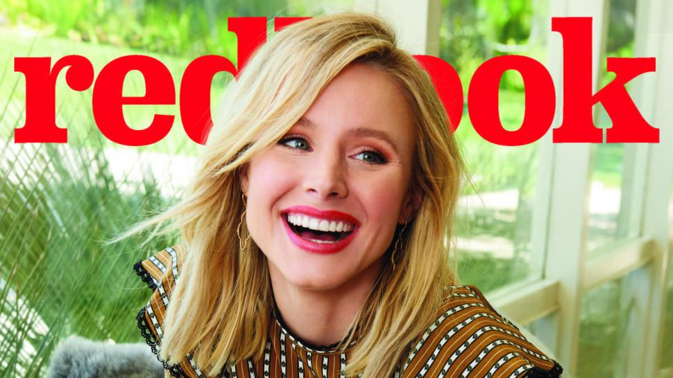Kristen Bell Cover of Redbook