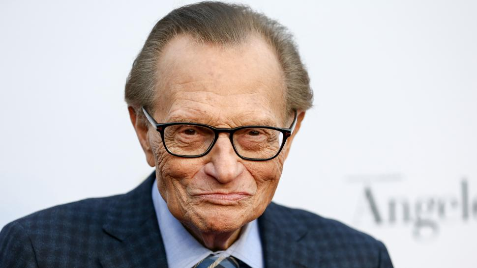 Larry King Hospitalized After Experiencing Chest Pain, Undergoes Angioplasty
