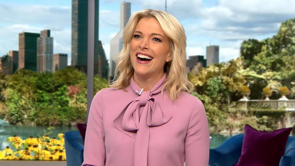 Megyn Kelly makes her 'Today' show debut.
