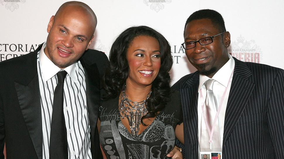 Mel B honors late father, Martin Brown