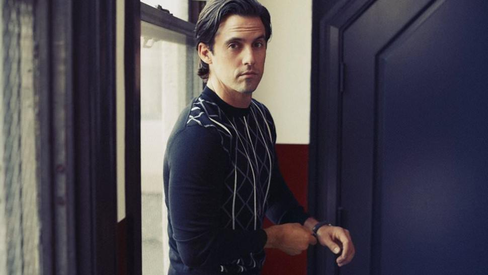 Milo Ventimiglia in The Journal, MR PORTER