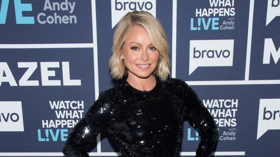 Kelly Ripa on Watch What Happens Live