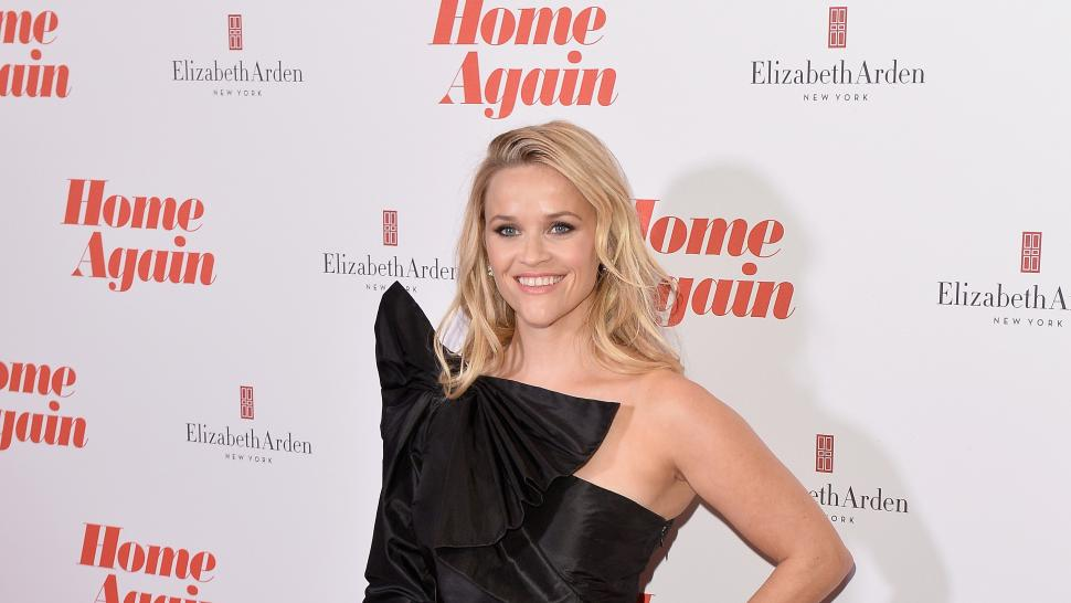 Reese Witherspoon at Home Again screening