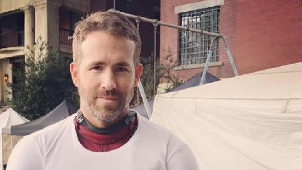 Ryan Reynolds Hurricane Relief Efforts