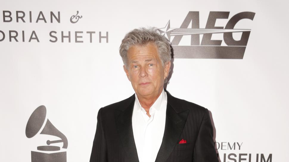 Exclusive David Foster Talks American Idol Living With Ex Yolanda Hadid S Lyme Disease We Did Our Best Entertainment Tonight