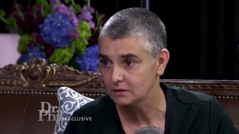 Sinead O'Connor talks mom's abuse on 'Dr. Phil'