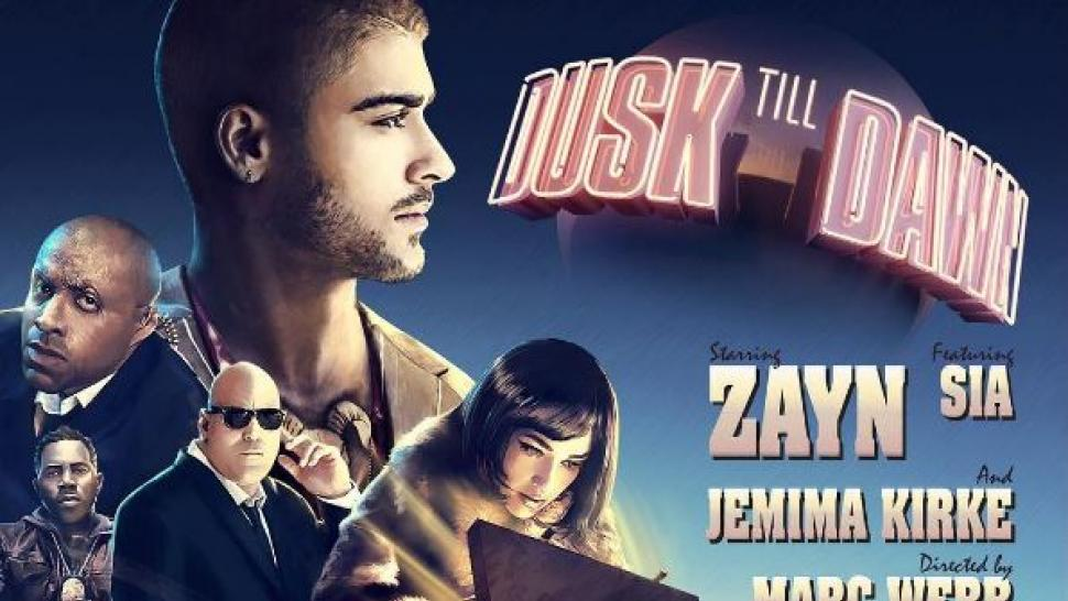 Zayn Malik Song Announcement