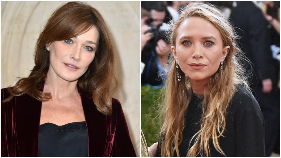 Carla Bruni Talks Having Mary Kate Olsen As A Sister In