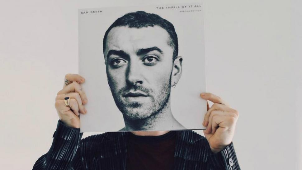 sam smith thrill of it all album