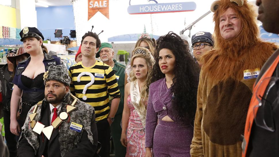 Superstore Halloween