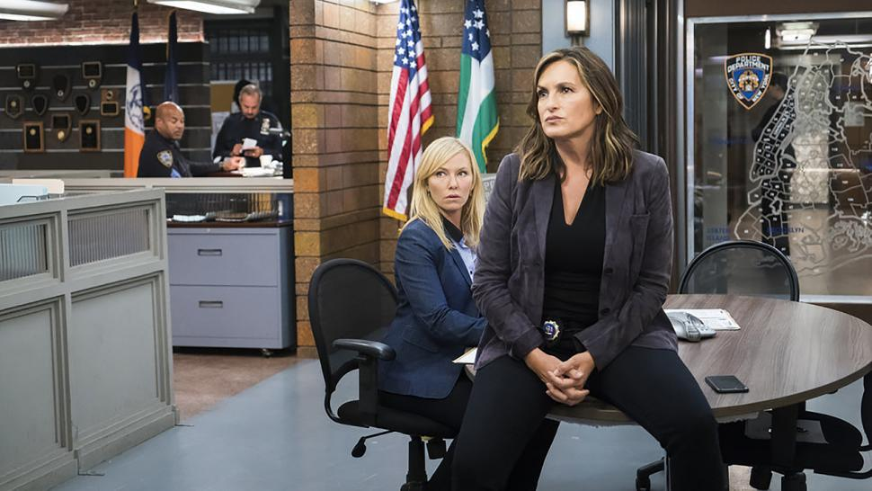 olivia benson faces another emotional challenge on law order svu