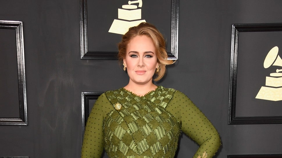 Adele got Ordained so she could marry Alan Carr and his husband
