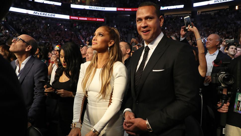Alex Rodriguez's daughters love Jennifer Lopez