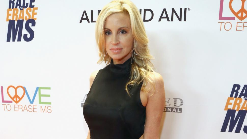 Camille grammer race to erase MS